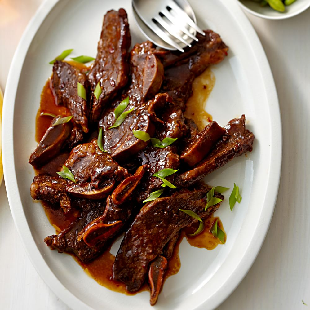 Asian-Style Short Ribs - The Williams Sonoma Wine Club